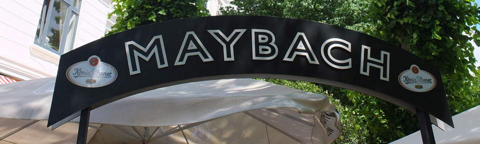 Restaurant Maybach